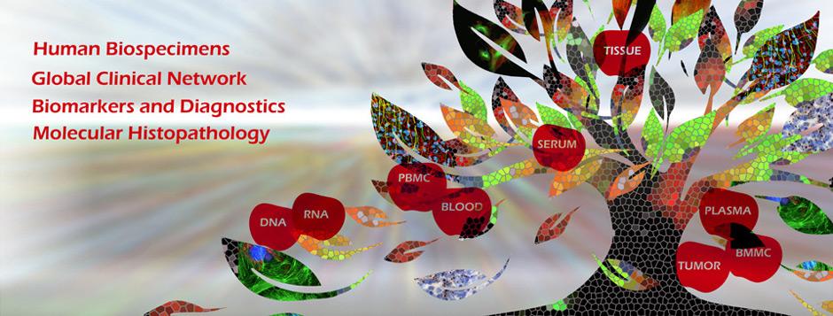 Biospecimens biotech company and CRO
